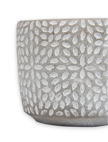 Αρωματικό κερί βανίλια σε πήλινη βάση
