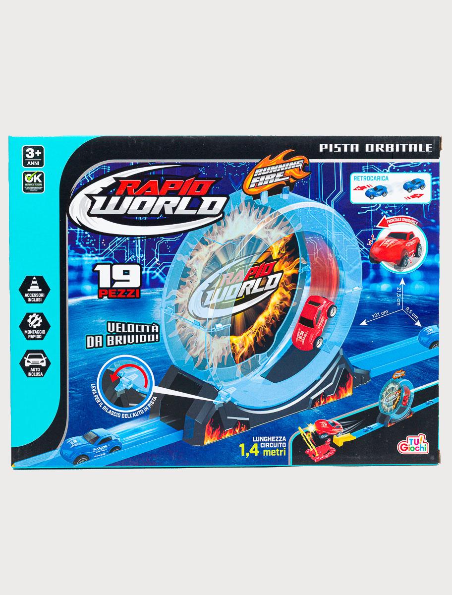 Παιδικό παιχνίδι πίστα Rapid World