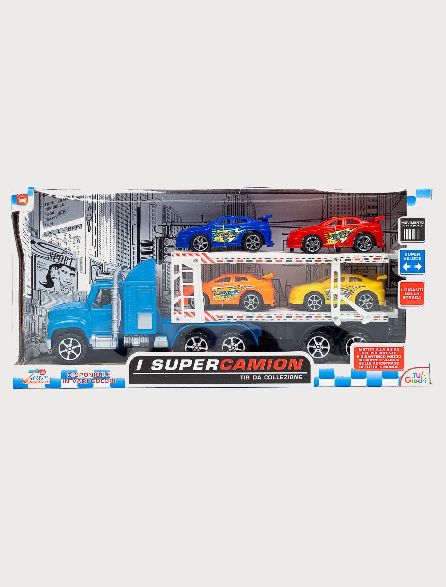 Παιδικό παιχνίδι φορτηγό Super Camion