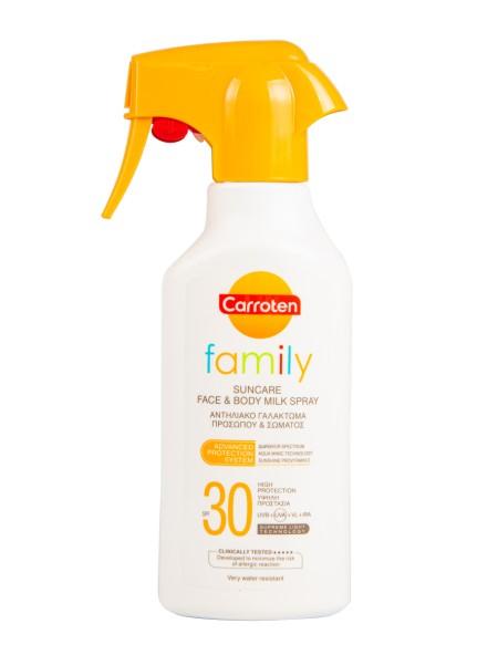 CARROTEN 300ML FAMILY SPF30 -30%