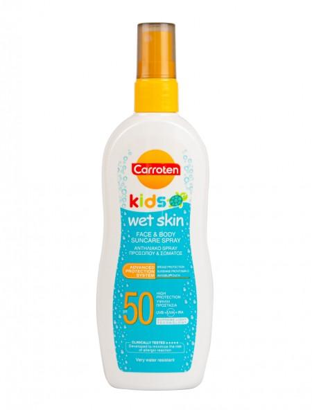 CARROTEN 200ml SPR WETSKIN KIDS SPF50 -30%