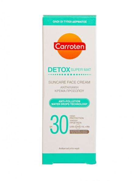 CARROTEN 50ML FACE CR DETOX MAT SPF30 -30%
