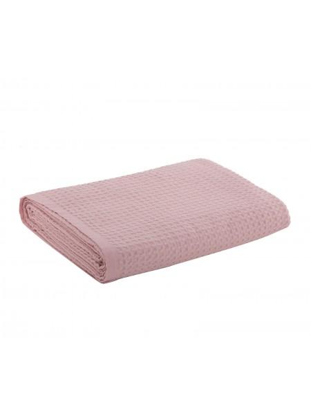 Κουβέρτα πικέ υπέρδιπλη New Golf Pink NEF-NEF