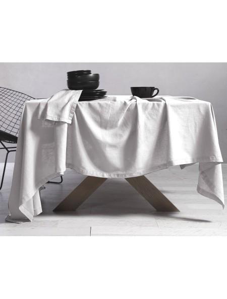 Τραπεζομάντηλο Cotton-Linen White NEF-NEF