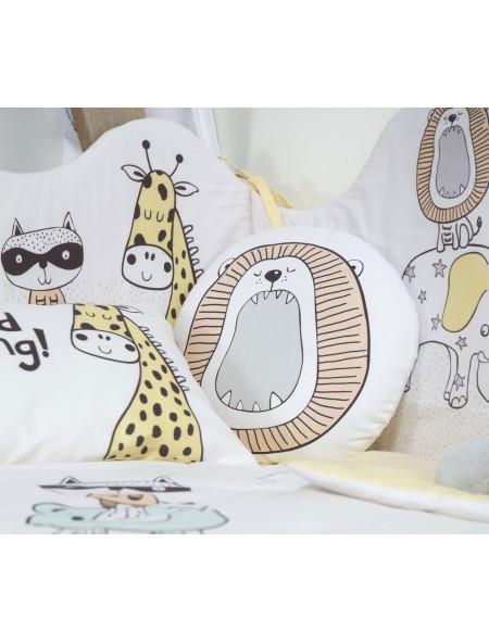Διακοσμητικό Μαξιλάρι Wild Thing Giraffe