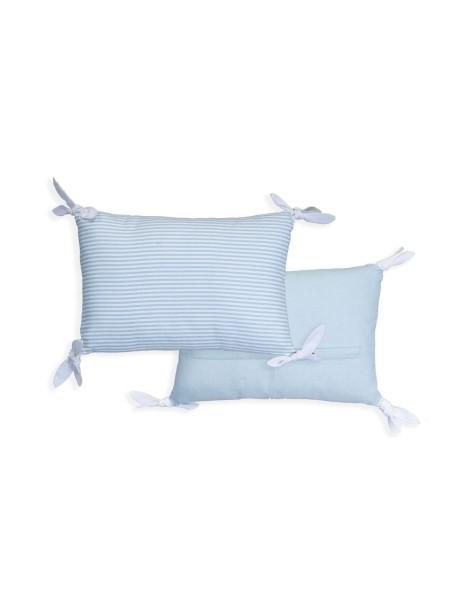 Διακοσμητικό Μαξιλάρι Deco Time Blue NEF-NEF