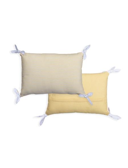 Διακοσμητικό Μαξιλάρι Deco Time Yellow NEF-NEF