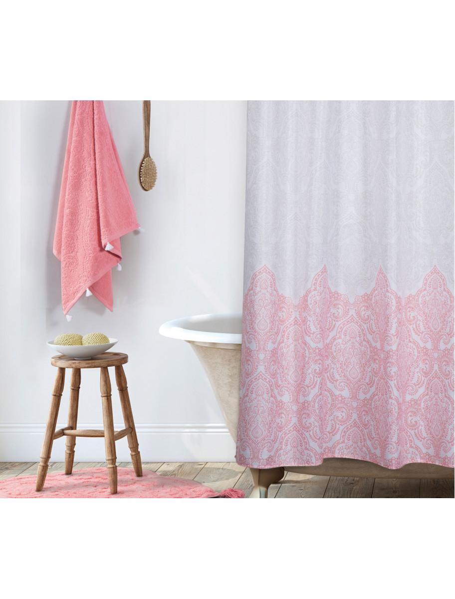 Κουρτίνα μπάνιου Toscana NEF-NEF 180X180 Aqua