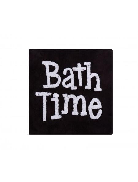 Χαλάκι μπάνιου Bath Time Black NEF-NEF