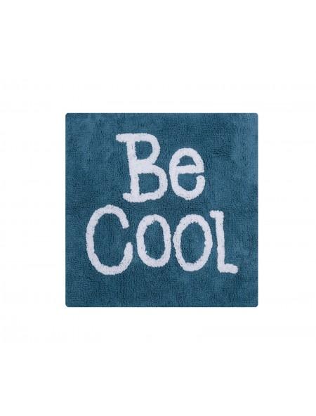 Χαλάκι μπάνιου  Be Cool Blue NEF-NEF