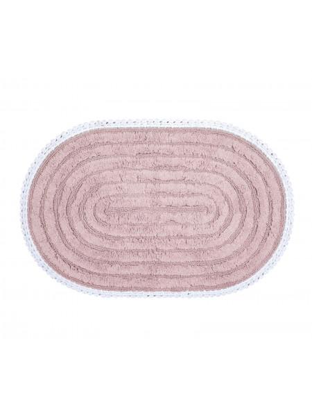 Χαλάκι μπάνιου οβάλ Please Pink NEF-NEF