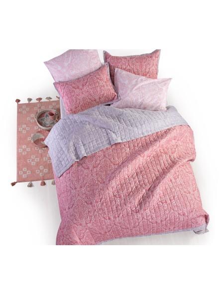 Κουβερλί μονό Toscana Pink NEF-NEF