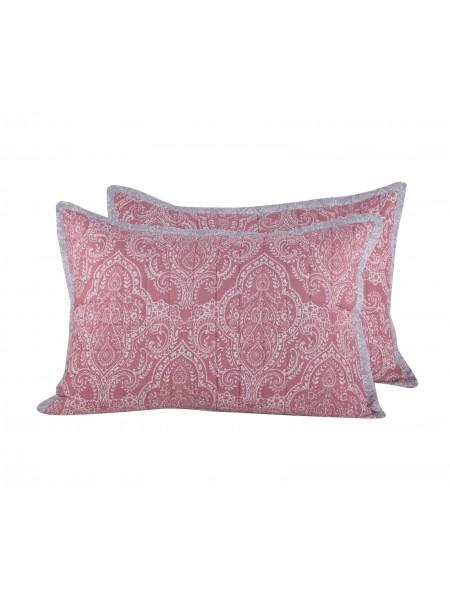 Μαξιλαροθήκες σετ 2 τεμαχίων Toscana Pink NEF-NEF
