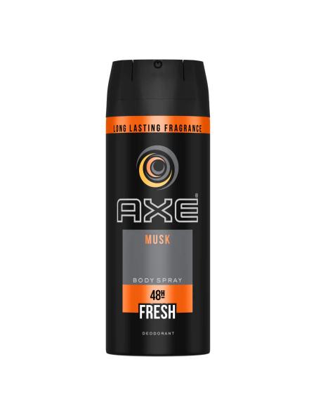 Axe spray Musk αποσμητικό 150ml