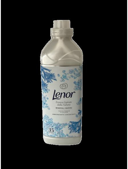 Lenor Minerali Marini συμπυκνωμένο μαλακτικό 875ml