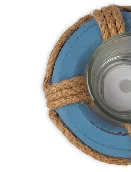Διακοσμητικό Σωσίβιο για ρεσό μπλε
