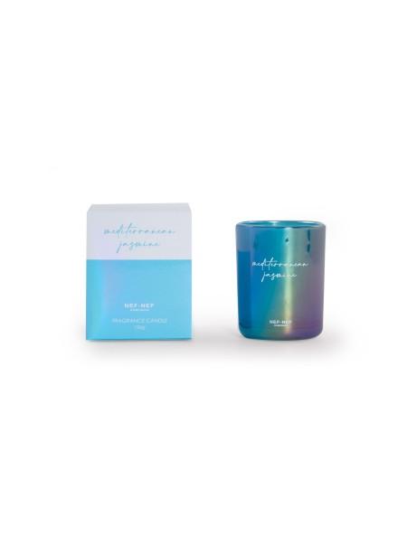 Αρωματικό Κερί 120gr Mediterranean Jasmine NEF-NEF