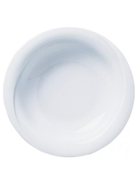 Πιάτο βαθή λευκό 30cm