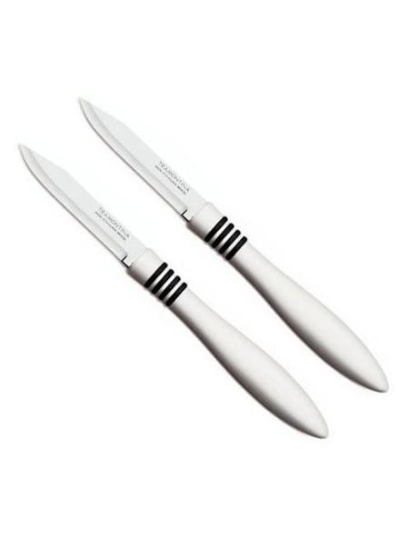 Μαχαίρι ίσιο φρούτου σετ 2τμχ Tramontina Γκρι