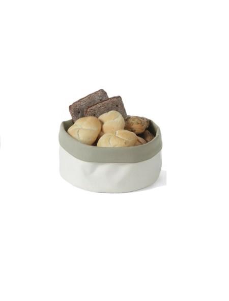 Ψωμιέρα υφασμάτινη στρογγυλή 20cm Μπεζ Hendi