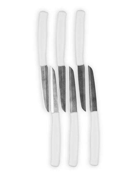 Μαχαίρια Ανοξείδωτα κουζίνας σετ 6 τεμαχίων 11cm