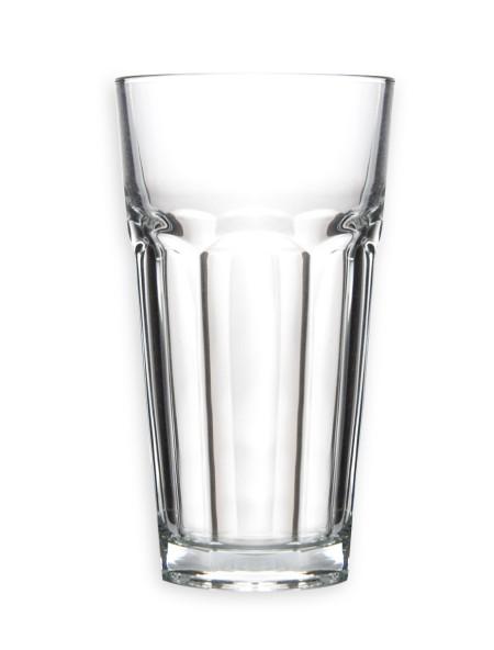 Ποτήρι νερού γυάλινο ψηλό 340ml