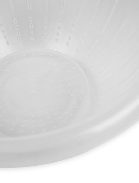 Σουρωτήρι πλαστικό διάφανο