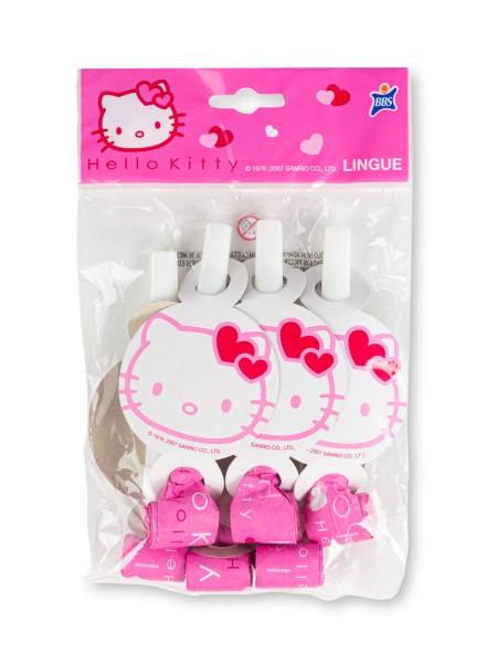 Φρου - φρου Disney Hello Kitty σετ 6 τεμαχίων