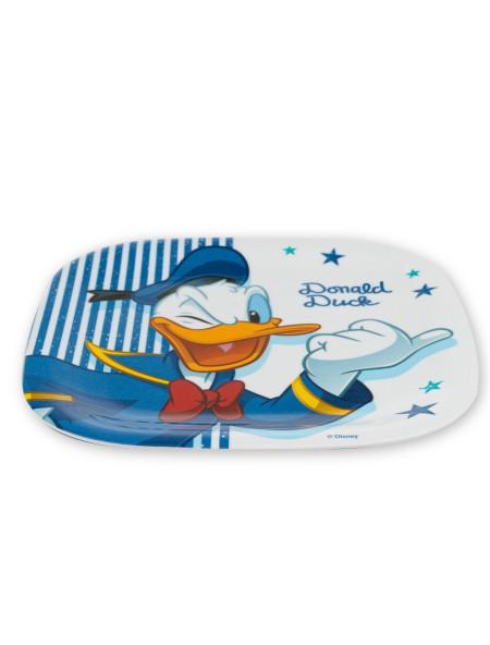 Πιάτο πλαστικό ρηχό Donald Duck