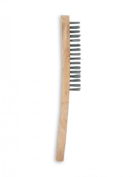 Συρματόβουρτσα ξύλινη