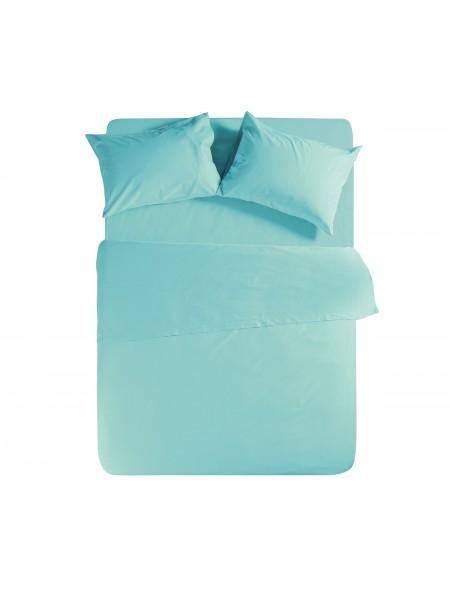 Σεντόνι μονό με λάστιχο Basic Aqua NEF NEF
