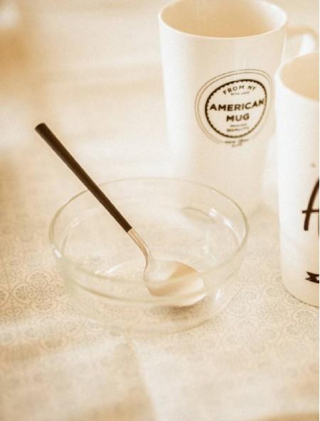 Κουτάλι γλυκού από ανοξείδωτο ατσάλι New Black 17cm