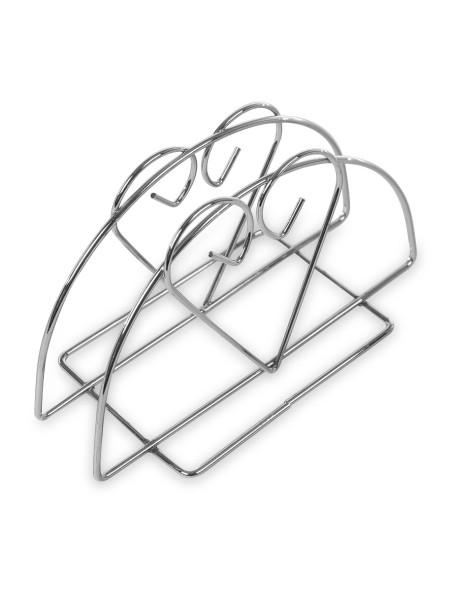 Θήκη για χαρτοπετσέτες με σχέδιο καρδιά