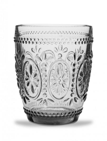Ποτήρι γυάλινο Baroque νερού διάφανο