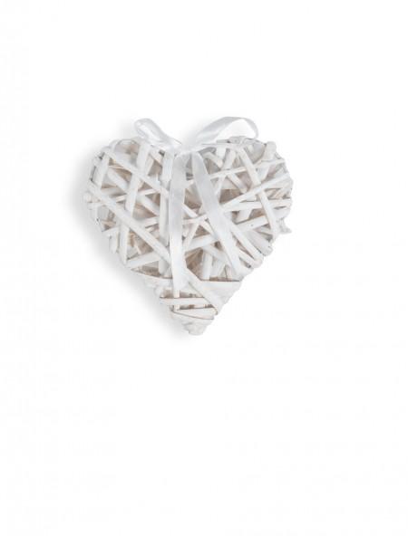 Διακοσμητική καρδιά ξύλινη