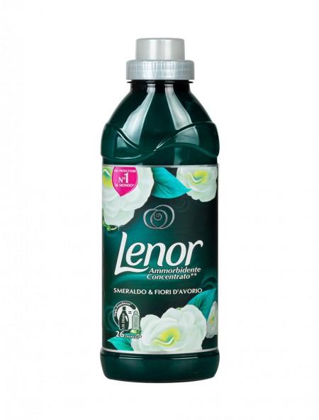 Lenor fiori d' avorio συμπυκνωμένο μαλακτικό 650ml