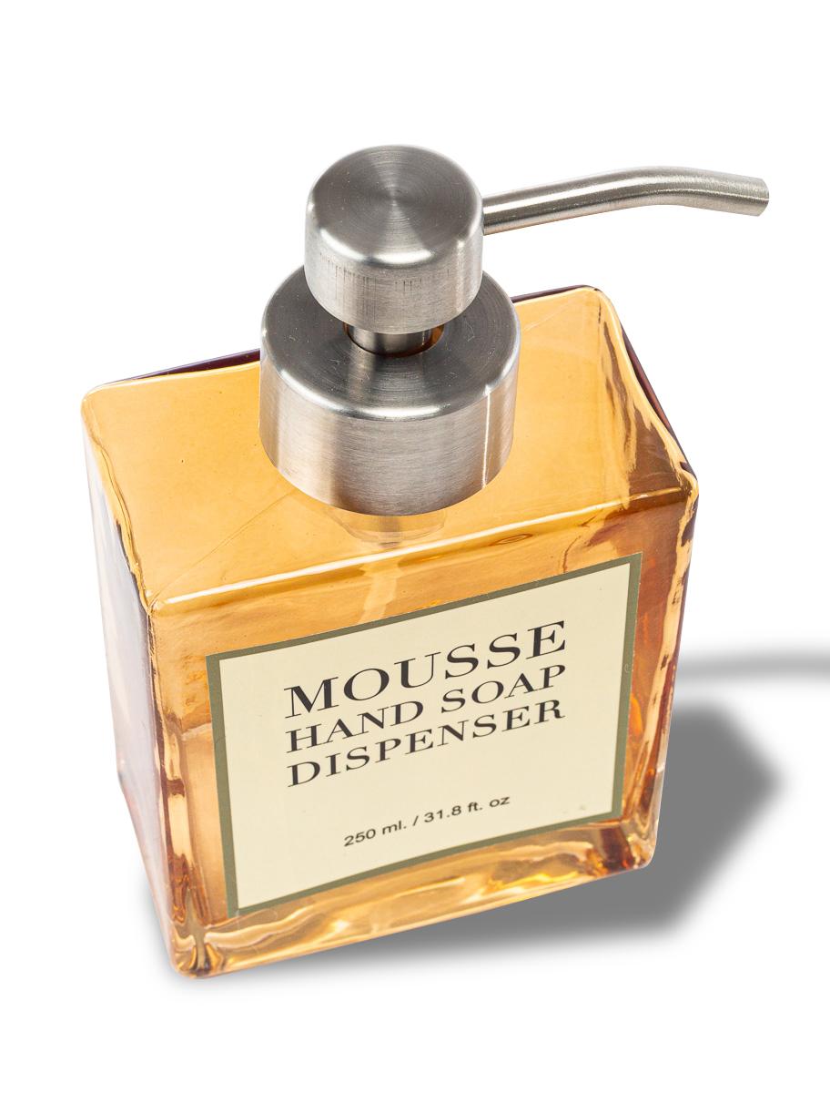 Διανεμητής σαπουνιού γυάλινος Mousse
