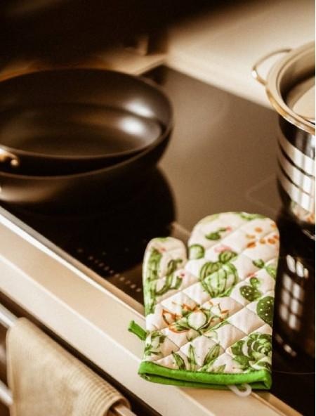 Γάντι θερμομονωτικό κουζίνας tropical