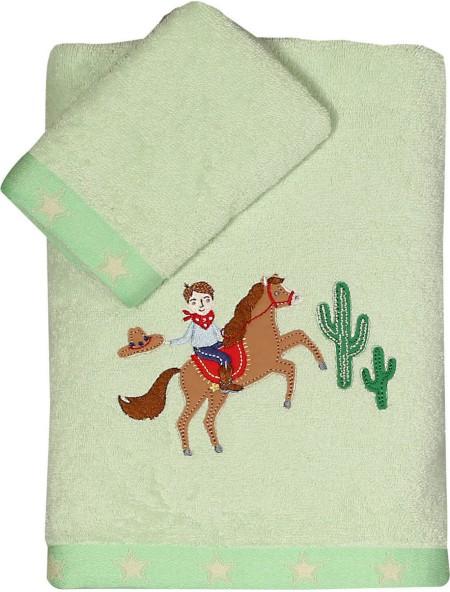 Πετσέτες παιδικές Sheriff σετ 2 τεμαχίων NEF NEF