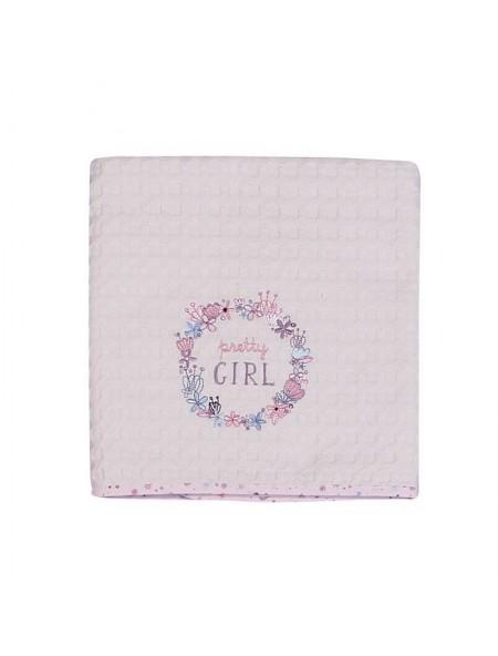 Πετσέτες παιδικές Pretty Girl σετ 2 τεμαχίων NEF NEF