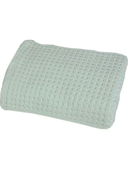 Βρεφική πλεκτή κουβέρτα κούνιας Miracle NEF NEF