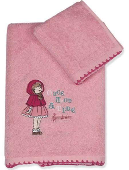 Πετσέτες παιδικές Nice Story σετ 2 τεμαχίων NEF NEF