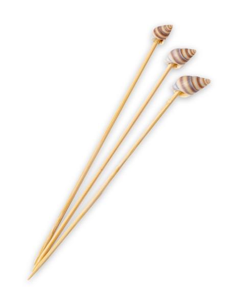 Οδοντογλυφίδες διακοσμητικές κοχύλι σετ 15 τεμαχίων