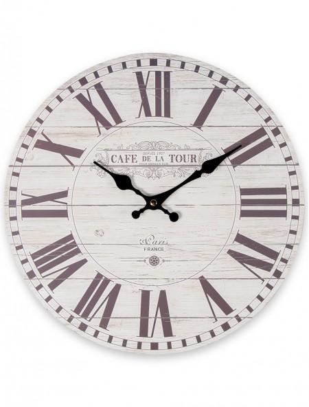 Ρολόι τοίχου Cafe de la Tour