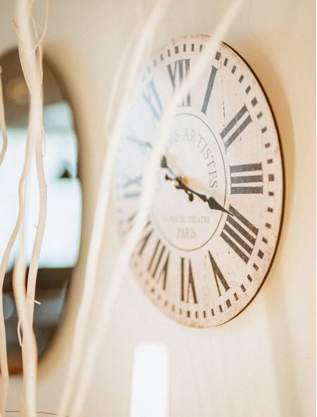 Ρολόι τοίχου Cafe des Artistes