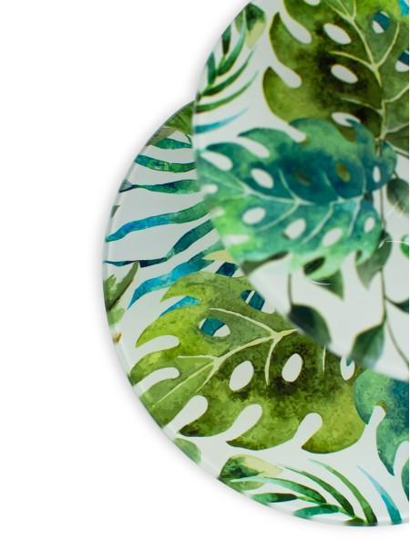 Ορντεβιέρα διώροφη floral