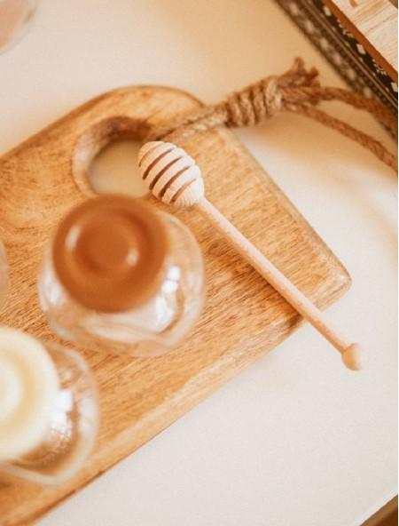 Κουτάλι για μέλι ξύλινο