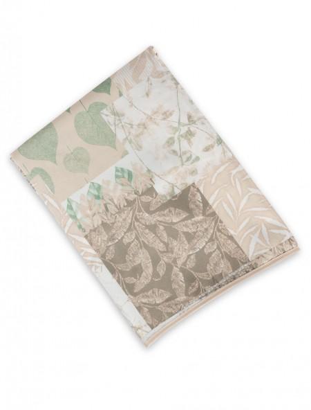 Τραπεζομάντηλο αδιάβροχο floral μοτίβο