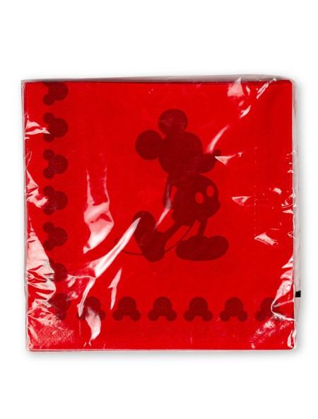 Χαρτοπετσέτες Disney Mickey σετ 20 τεμαχίων
