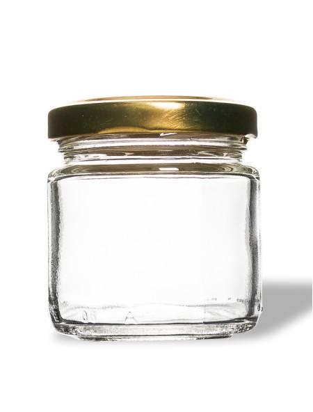 Βάζο γυάλινο γλυκών 212ml